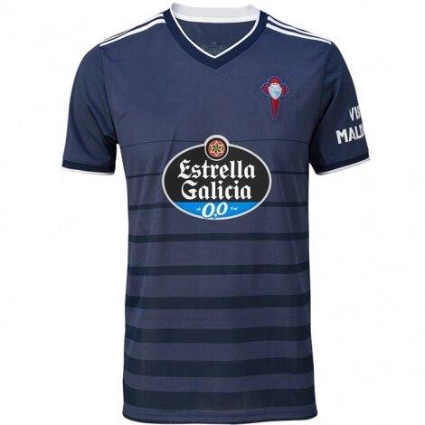 Детская форма Сельта гостевая сезон 2020-2021 (футболка + шорты + гетры)